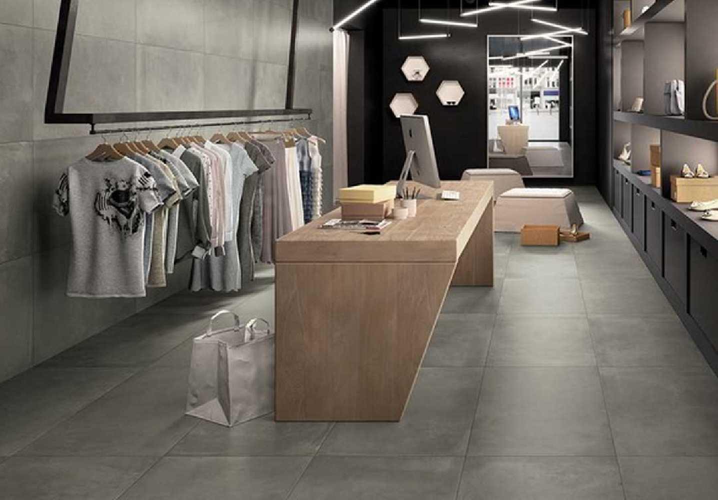 Ambiance Fusion cemento Castelvetro