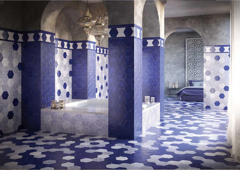 Ambiance Marrakech Azul Cevica