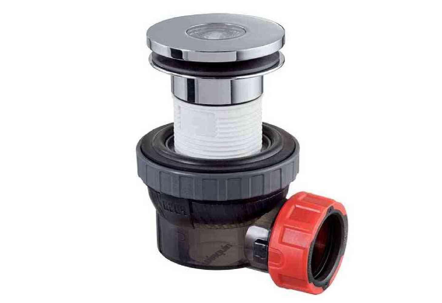 Bonde et siphon de lavabo ultra compact NANO 6.7
