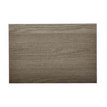 Coloris de façade de meubles de salle de bains sciée brun