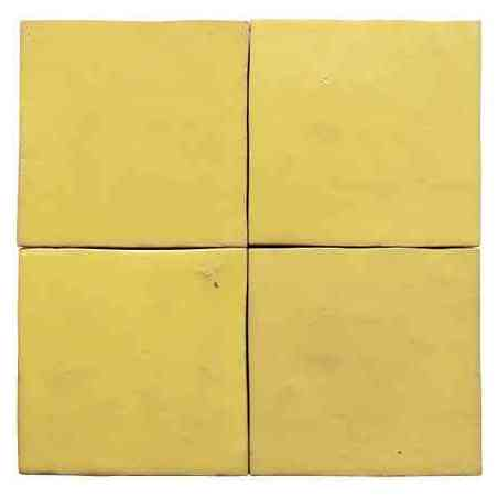 Zellige jaune Cevica