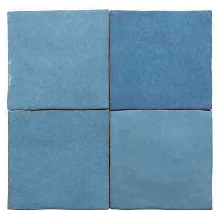 Zellige bleu Cevica