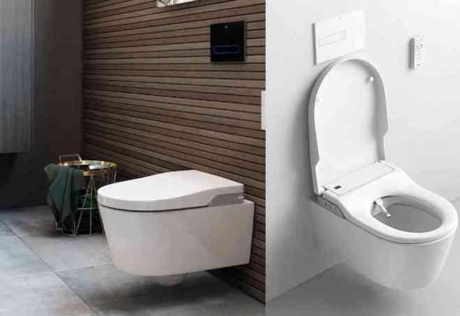WC japonais In-Wash Inspira ROCA
