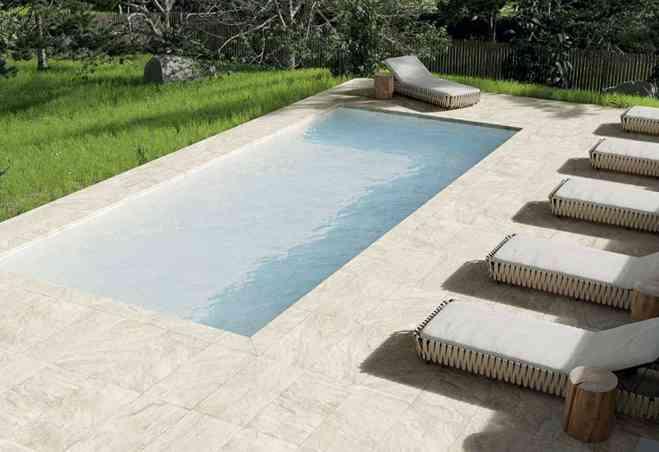 Ambiance piscine Quartz Outfit2.0 Castelvetro
