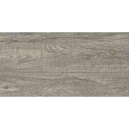 Détail carrelage aspect bois Cévennes 30X60 gris