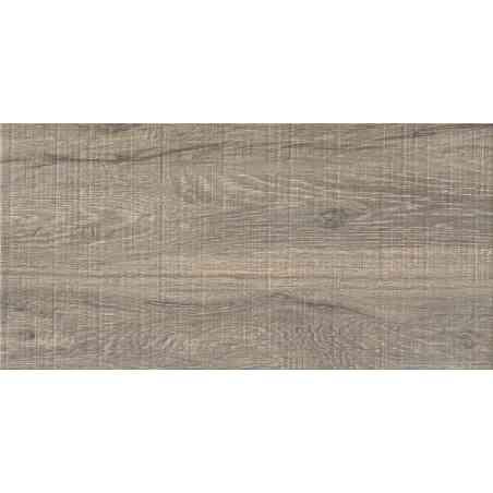 Détail carrelage aspect bois Cévennes 30X60 muscade