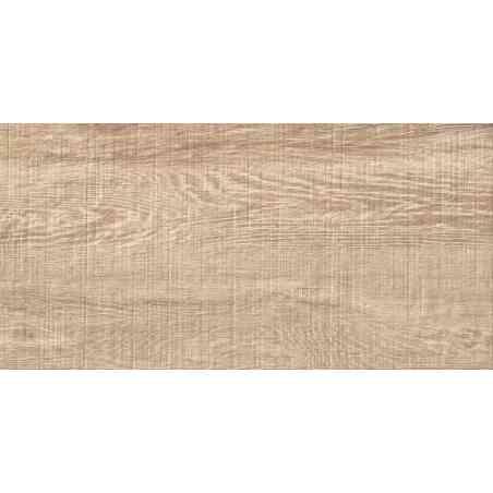 Détail carrelage aspect bois Cévennes 30X60 nature